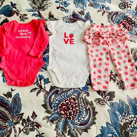 NWT- Children's Place Baby Bundle